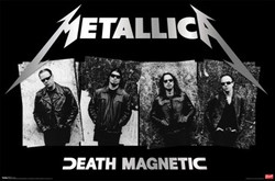 Image for Metalica Poster - Death Magnet