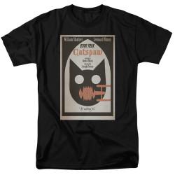 Image for Star Trek Juan Ortiz Episode Poster T-Shirt - Catspaw on Black