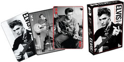 Image for Elvis Playing Cards