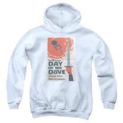 Image for Star Trek Juan Ortiz Episode Poster Youth Hoodie - Ep. 62 Day of the Dove