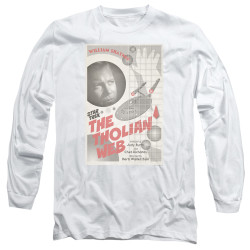 Image for Star Trek Juan Ortiz Episode Poster Long Sleeve Shirt - Ep. 64 the Tholian Web