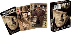 Image for John Wayne Playing Cards