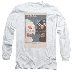 image for Star Trek Juan Ortiz Episode Poster Long Sleeve Shirt - Ep. 70 Let That be Your Last Battlefield