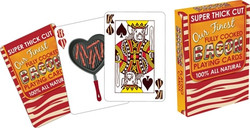 Image for Bacon Playing Cards