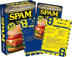Image for Spam Playing Cards