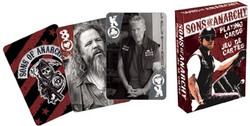 Image for Sons of Anarchy Playing Cards