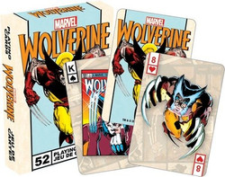 Image for Wolverine Playing Cards