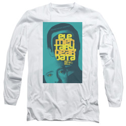 Image for Star Trek the Next Generation Juan Ortiz Episode Poster Long Sleeve Shirt - Season 2 Ep. 3 Elementary Dear Data