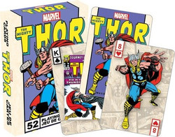 Image for The Mighty Thor Playing Cards