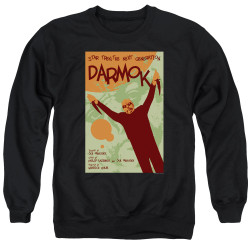 Image for Star Trek the Next Generation Juan Ortiz Episode Poster Crewneck - Season 5 Ep. 2 Darmok on Black