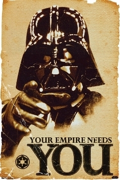 Image for Star Wars Poster - Your Empire Needs You