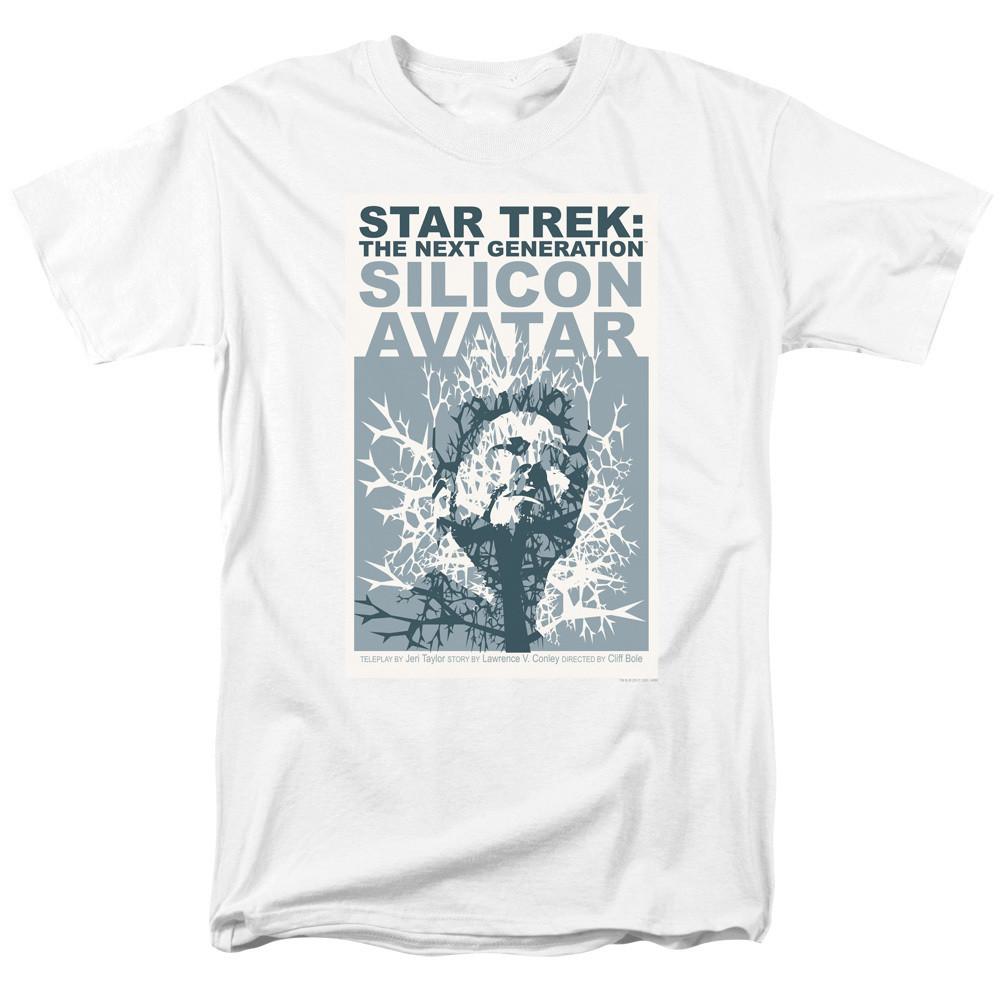 Star Trek the Next Generation Juan Ortiz Episode Poster T-Shirt ...
