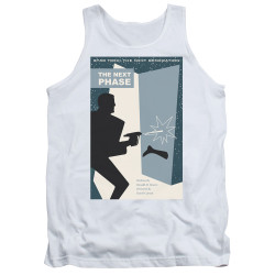 Image for Star Trek the Next Generation Juan Ortiz Episode Poster Tank Top - Season 5 Ep. 24 the Next Phase