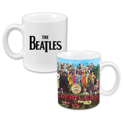 Image for The Beatles Sgt. Pepper's Coffee Mug