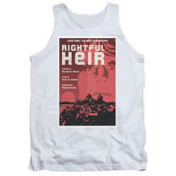 Image for Star Trek the Next Generation Juan Ortiz Episode Poster Tank Top - Season 6 Ep. 23 Rightful Heir