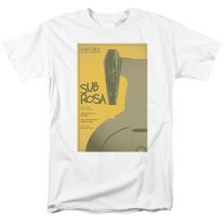 Image for Star Trek the Next Generation Juan Ortiz Episode Poster T-Shirt - Season 7 Ep. 14 Homeward