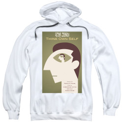 Image for Star Trek the Next Generation Juan Ortiz Episode Poster Hoodie - Season 7 Ep. 16 Thine Own Self