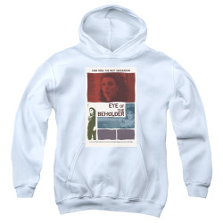 Image for Star Trek the Next Generation Juan Ortiz Episode Poster Youth Hoodie - Season 7 Ep. 18 Eye of the Beholder