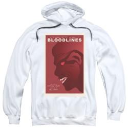 Image for Star Trek the Next Generation Juan Ortiz Episode Poster Hoodie - Season 7 Ep. 22 Bloodlines