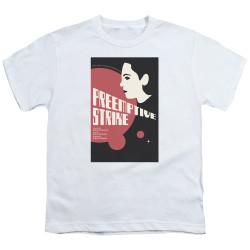 Image for Star Trek the Next Generation Juan Ortiz Episode Poster Youth T-Shirt - Season 7 Ep. 24 Preemptive Strike