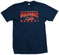 Image for Buckaroo Banzai Across the 8th Dimension T-Shirt - Movie Logo