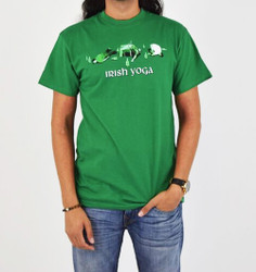 Image for Irish Yoga T-Shirt