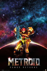 Image for Metroid Poster - Samus Returns