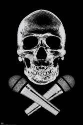 Image for Steez Poster - Skull