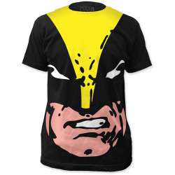 Image for Wolverine T-Shirt - Big Head