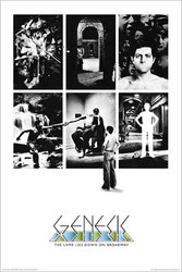 Image for Genesis Poster - Lamb Lies Down On Broadway