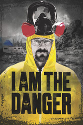 Image for Breaking Bad Poster - I Am The Danger