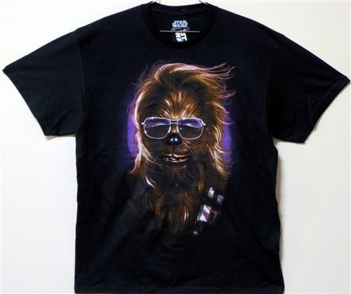 ea259b2e76 Star Wars T-Shirt - Chewie Shades. Loading zoom. Hover over image to zoom