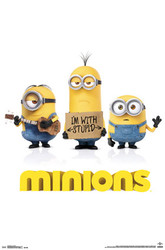 Image for Minions Poster - One Sheet