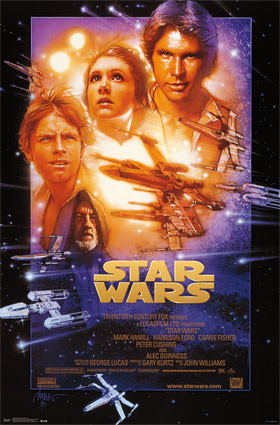 Image for Star Wars Poster - A New Hope