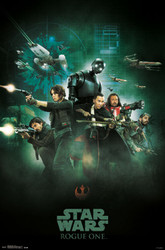 Image for Star Wars: Rogue One Poster - Group