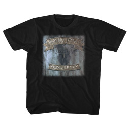 Image for Bon Jovi New Jersey Toddler T-Shirt