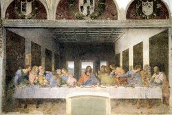 Image for Leonardo DaVinci Poster - Last Supper