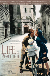 Image for Life Is Beautiful Poster - One Sheet