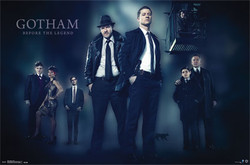 Image for Gotham Poster - Group