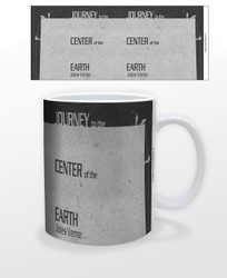 Image for Sweeney - Journey to the Center of the Earth Coffee Mug