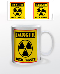 Image for Danger Toxic Waste Coffee Mug
