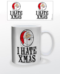 Image for  I Hate Xmas Coffee Mug