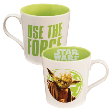 Image for Star Wars Yoda Coffee Mug