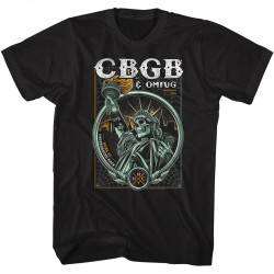 CBGB T-Shirt - Established 1973