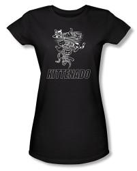 Image for Kittenado Girls Shirt