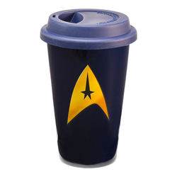 Image for Star Trek Ceramic Travel Mug