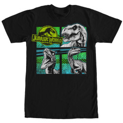 Image for Jurassic World Trouble Trio T-Shirt