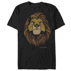 Image for African Lion T-Shirt