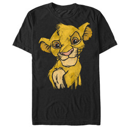 Image for The Lion King Crown Prince T-Shirt