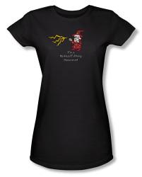 Image for I'm a Motherf%$#ing Sorcerer! Girls Shirt